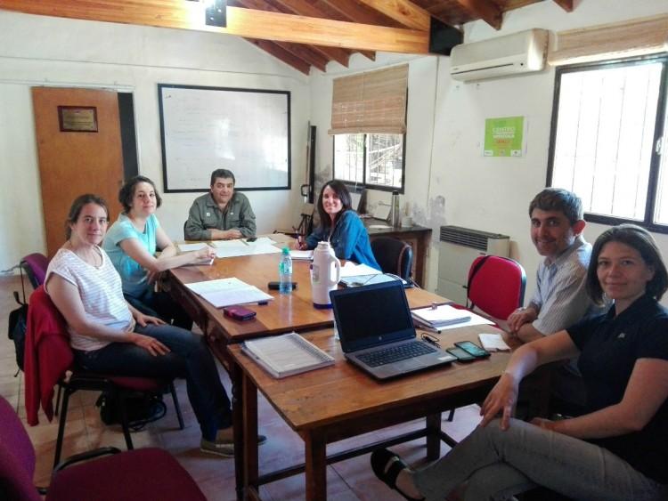 Integrantes del Instituto de Trabajo y Producción se reunieron con técnicos del INTA